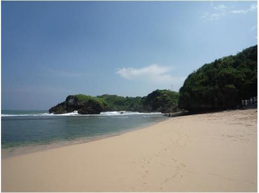 Pantai Kukup Gunungkidul Yogyakarta